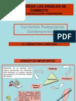 corientespedagogicascontemporaneasi-110521113323-phpapp02