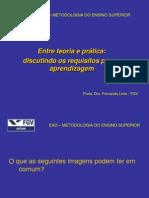 Metodologia Do Ensino Superior ANAJUSTRA 2009