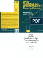 30740968 Static Headspace GC Theory and Practice 1997 Ettre Kolb