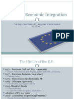 Disadvantages of Eu Enlargement