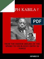 joseph kabila originality