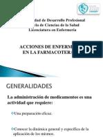 2.-GENERALIDADES EN LA DILUCIÓN DE MEDICAMENTOS