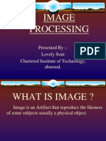 Image Processing Paper Presentation