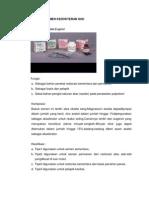 Klasifikasi Semen Kedokteran Gigi