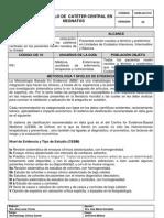 Protocolo cateter centtral.pdf