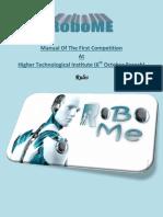 RoboME Rules