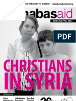 Barnabas Aid March/April 2013