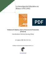 ColecciónLa Investigación Educativa en México-1992-2002-v08_t1