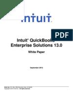Quickbooks 13.0