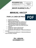 Manual Haccp 2012 Mezcla El Condor