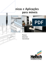 Catalogo Hettich tecnica e aplicações