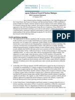 CSIS European Trilateral Track II Nuclear Dialogue