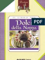 Il Libro Dei Dolci Della Nonna 9788844040017 BU2URWPS