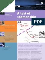 A test of seamanship