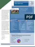 DCPS School Profile 2011-2012 (Amharic) - Wilson