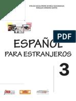 Espanhol Para Estranjeros 3