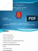 cyber crime india