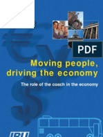 Moving people, driving the economy