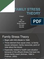 Family Stress Theory