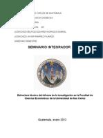 Estructura Tecnica Del Informe Ccee Terminado