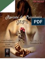 Revista de Psicología GEPU 3 (2)