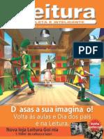 Revista Leitura Edição 21 – Agosto 2008