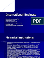 International Business 1