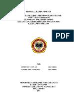 Proposal KP Perbaikan