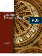 Gov. Tom Corbett's proposed 2013-14 state budget.