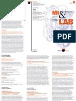 Mi&lab 2013 programma