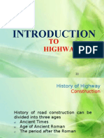 notes highway