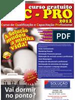 Cartaz Cqc Pro Sine
