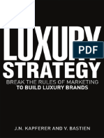 JN Kapferer - The Luxury Strategy