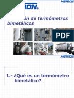 CURSO Seleccion termometros bimetalicos.pps