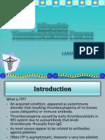idiopatic trombositopenia