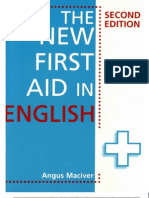 021 The New First Aid in English 2nd Edition