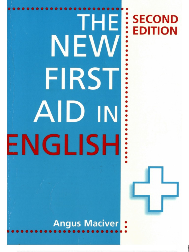 021 The New First Aid in English 2nd Edition | Part Of Speech ...