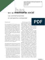 17. Frontera. Fechas en La Memoria Social Las Conmemoraciones en Perspectiva Comparada. Elizabeth Jelin