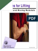 Lifting Moving Materials