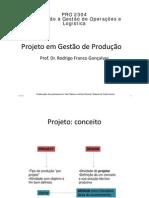 Aula 5 e 6 Projeto