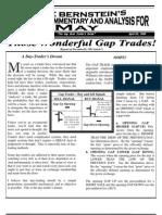The Gap Trade