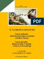 5 Volume Il Pensiero e Il Tempo