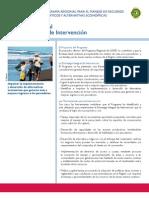 Estrategia  de Intervención y Herramientas del Programa Regional de USAID MAREA