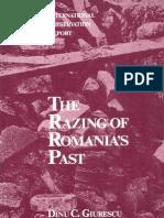 razing of romania