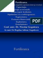 Cursul Nr 3 Anat Embriolog 16 Oct 2012