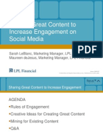Sharing Great Content to Increase Engagement_FINAL
