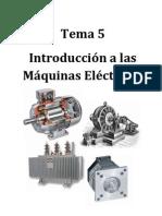 Introducion a Las Maquinas Electricas