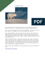 The Polar Bear and the Blood Ice-Cream