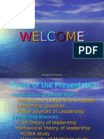 Leadership Final Presentation