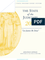2013 New York State of the Judiciary Speech